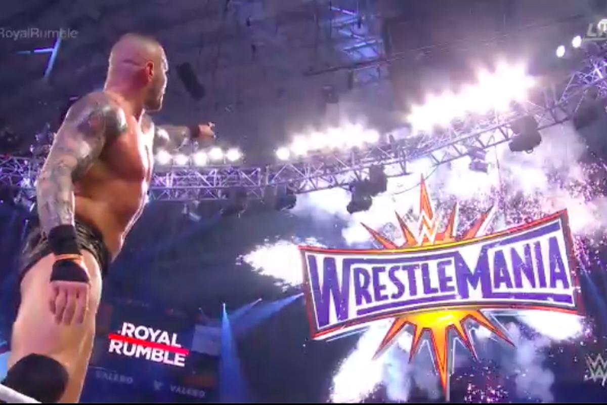 Royal Rumble 2017 results: Randy Orton wins 2nd Rumble of his career - SBNation.com