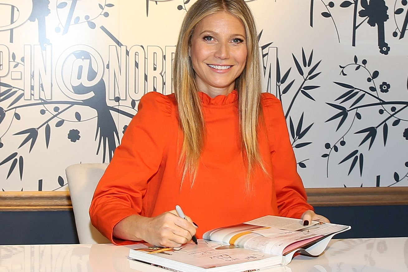 """NASA to Gwyneth Paltrow: Goop's """"healing"""" stickers are nothing like our spacesuits"""