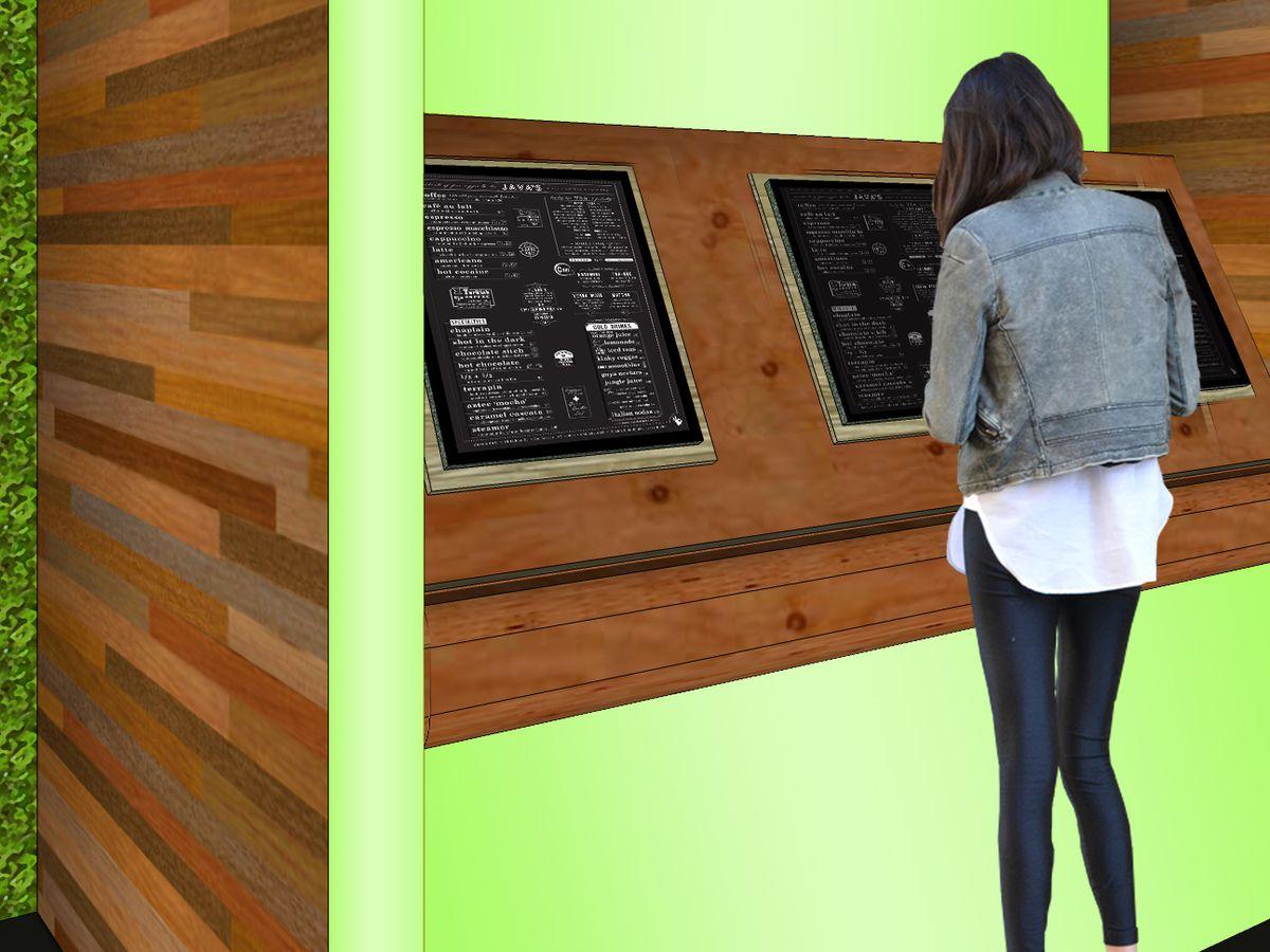 Future Week: Self Service Kiosks