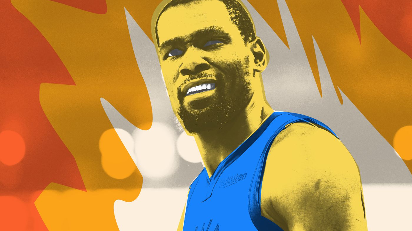 We Know Exactly Who Kevin Durant Is—and So Does He