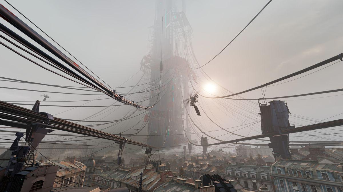 Разработчики изначально хотели сделать классическую версию Half-Life: Alyx для клавиатуры имыши