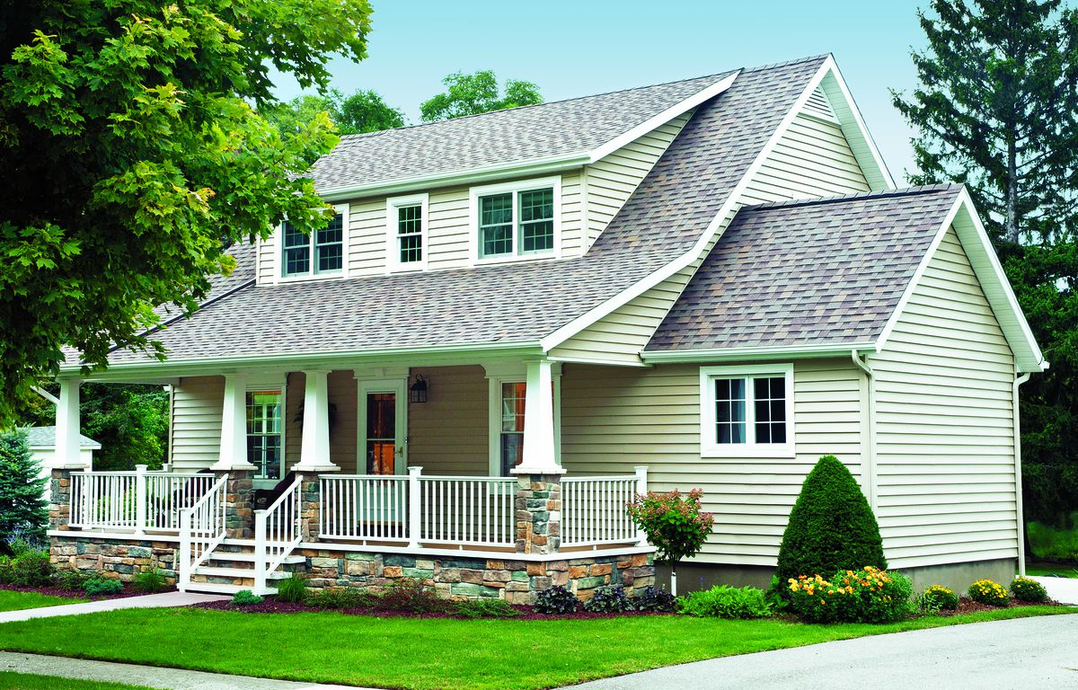 Curb Appeal After: 1930s Colonial Revival in Kingston, Michigan
