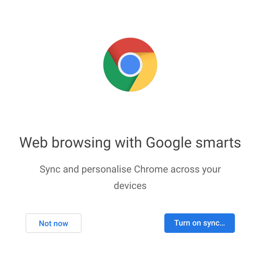 Chrome 70 now available with option to disable controversial login