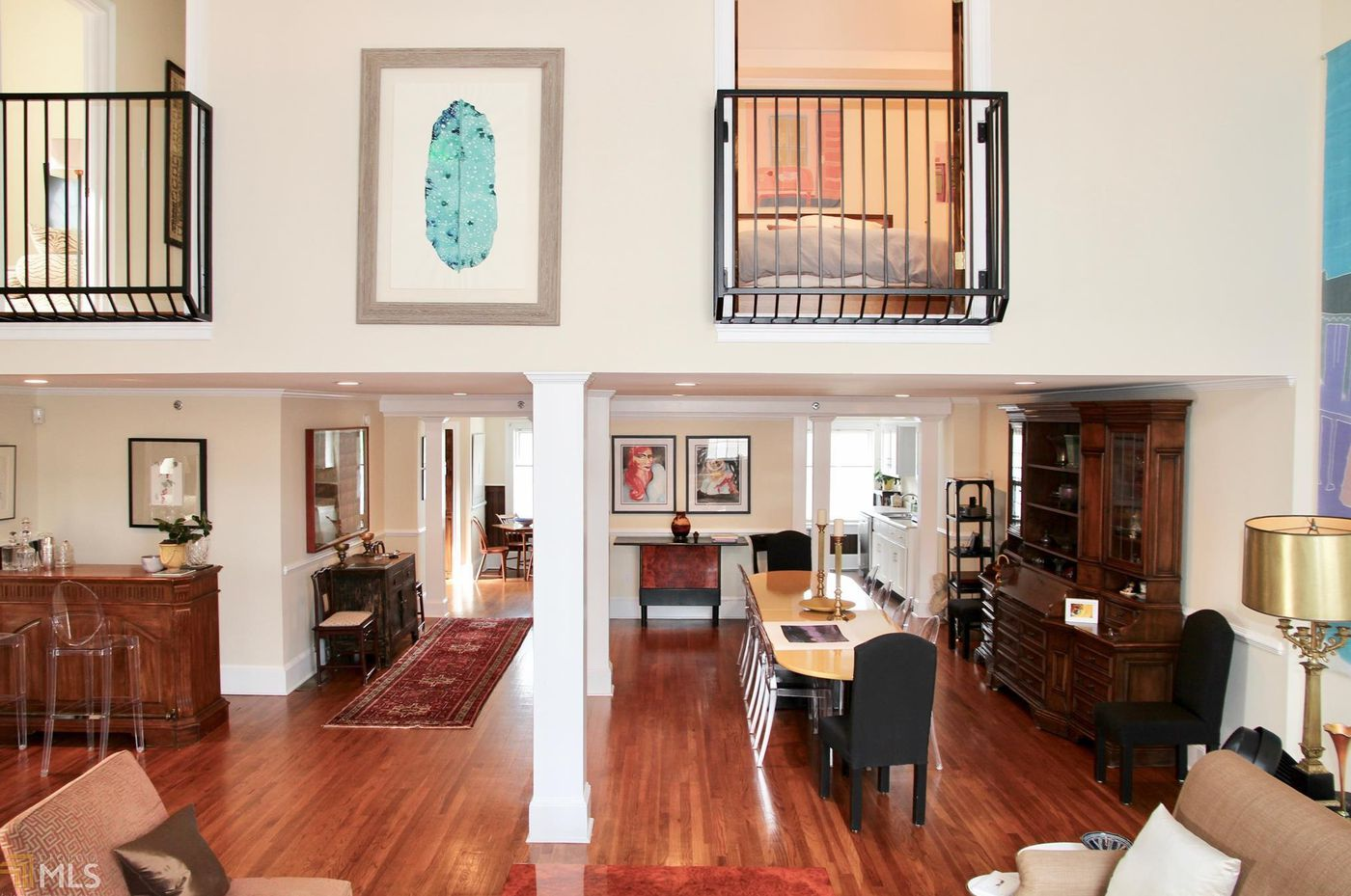 Athens condo in converted church sanctuary makes statement