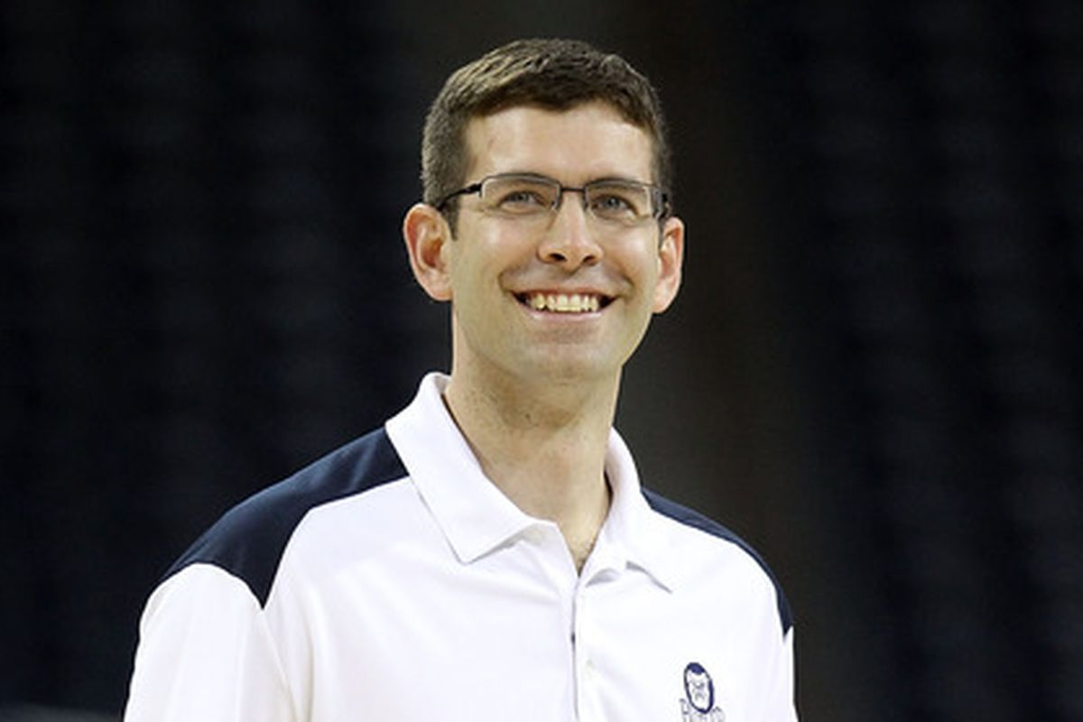 Brad Stevens is the next great coach in the NBA.