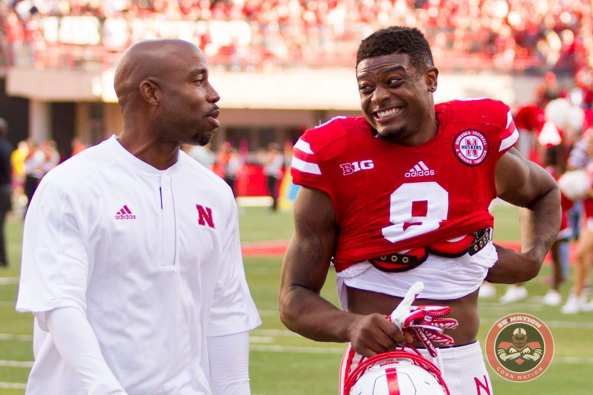 Gallery: Late Husker Surge Toppels Illinois