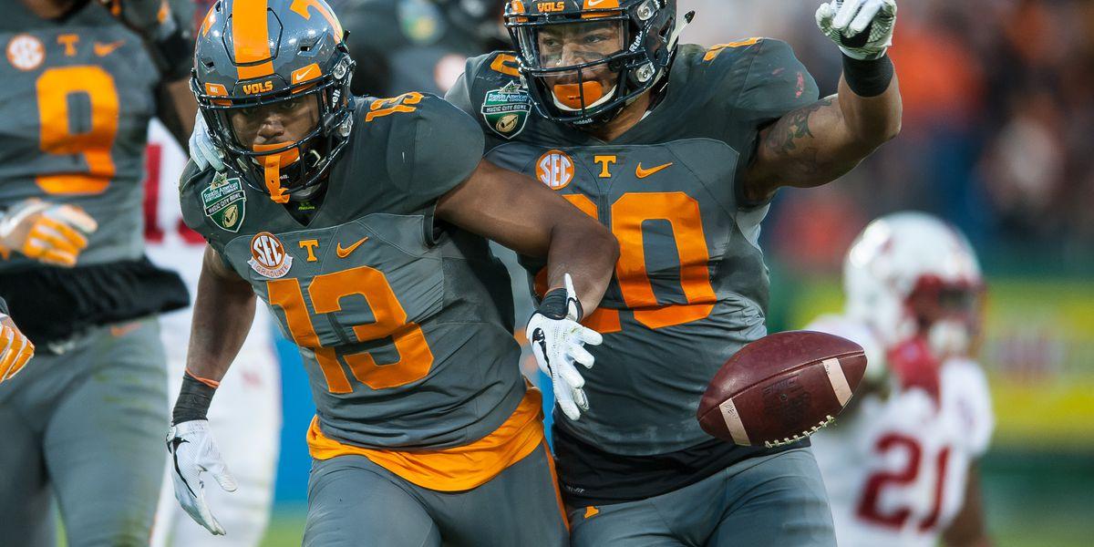 Report: Tennessee will no longer wear 'smokey grey' alternate ...