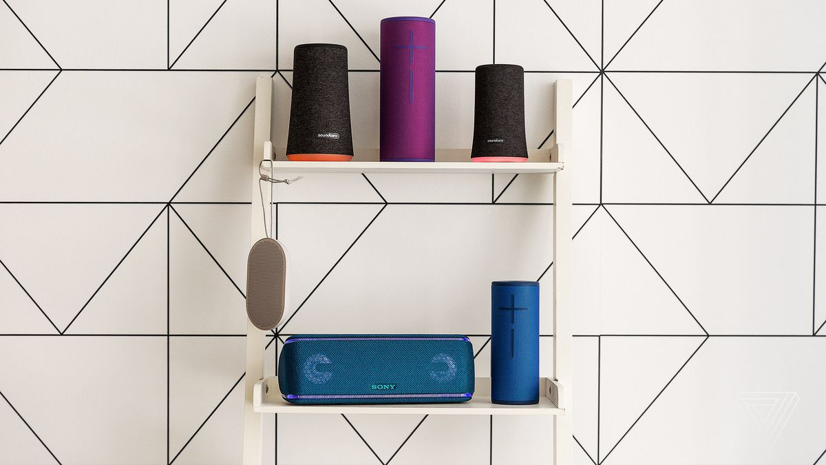 The Best Bluetooth Speaker To Buy Right Now 2018 Verge Jbl Go Portable Mini