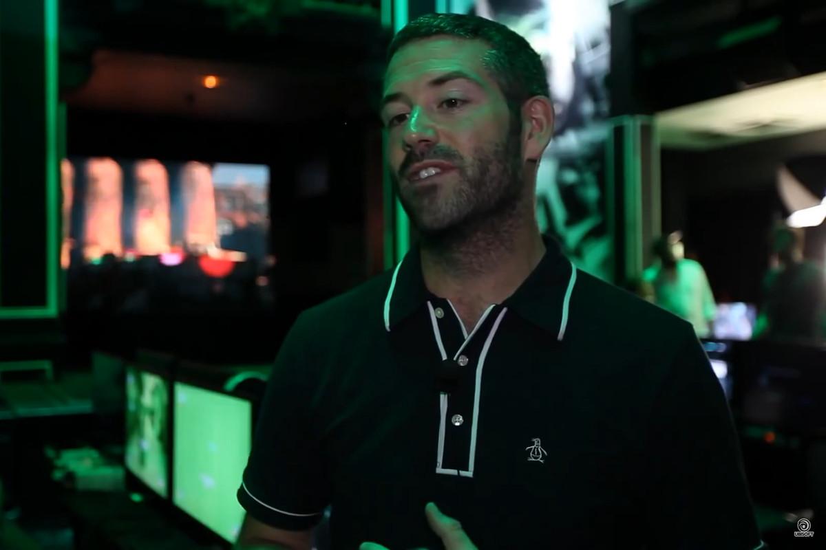 Former Ubisoft VP Maxime Beland