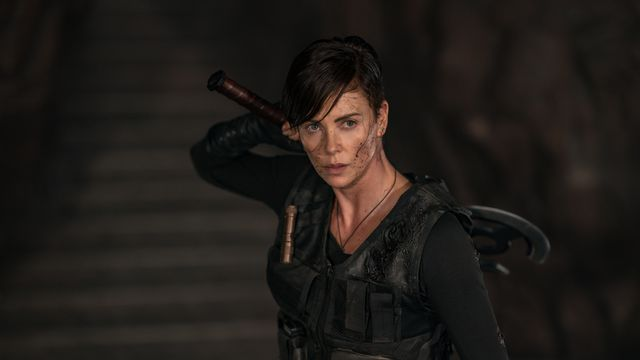 """THE OLD GUARD - Charlize Theron as Andy"""""""