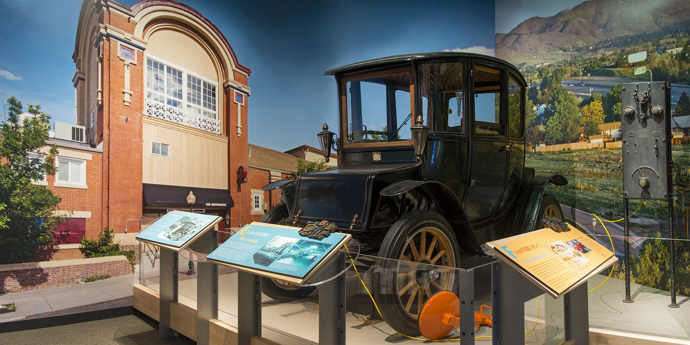 A brief history of electric cars: the most popular car of