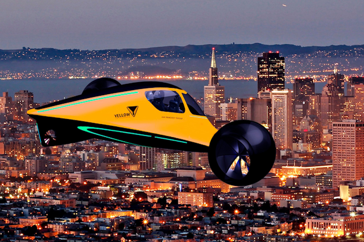 Crowdfunded Flying Cars! Maybe!