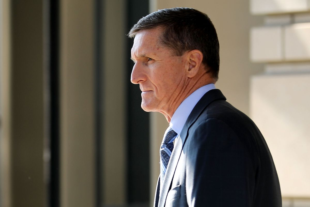 Trump's Lawyers May Attack Former National Security Adviser Flynn as Liar