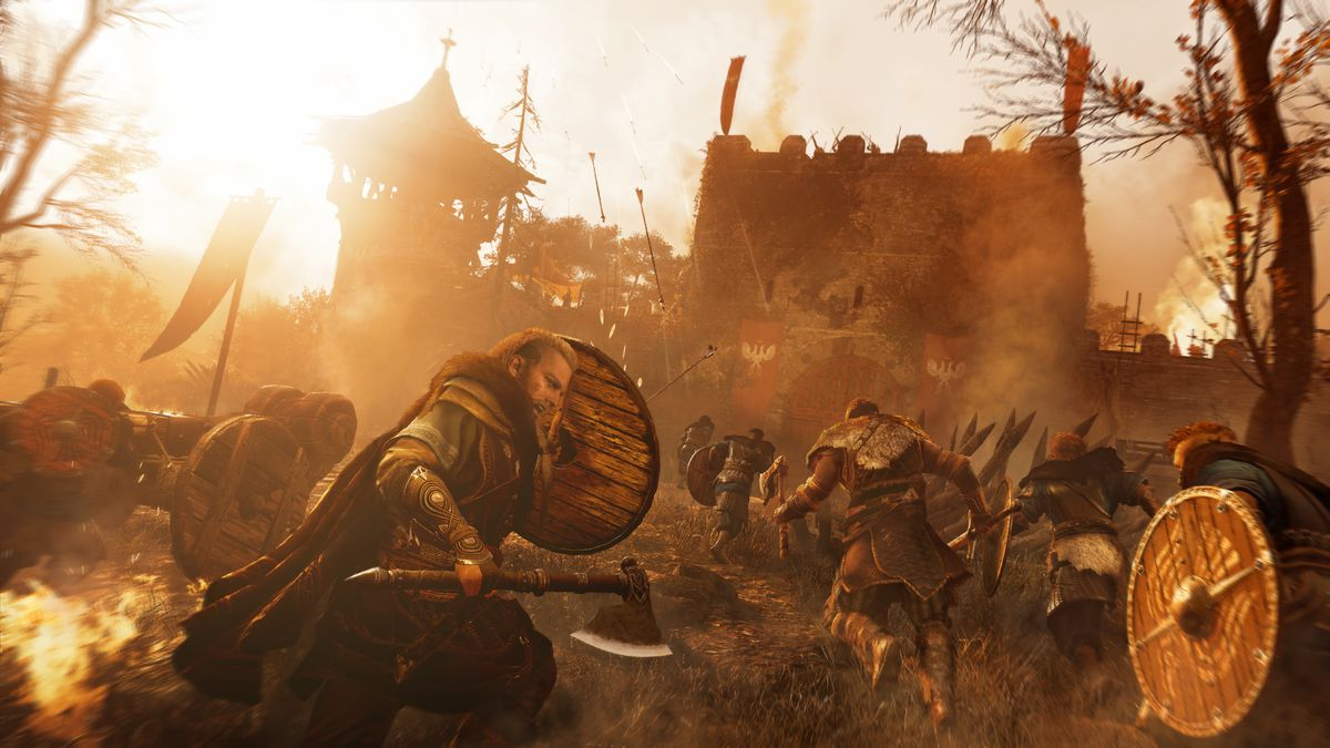 Assassin S Creed Valhalla Hands On New Vikings Old Tricks The Verge