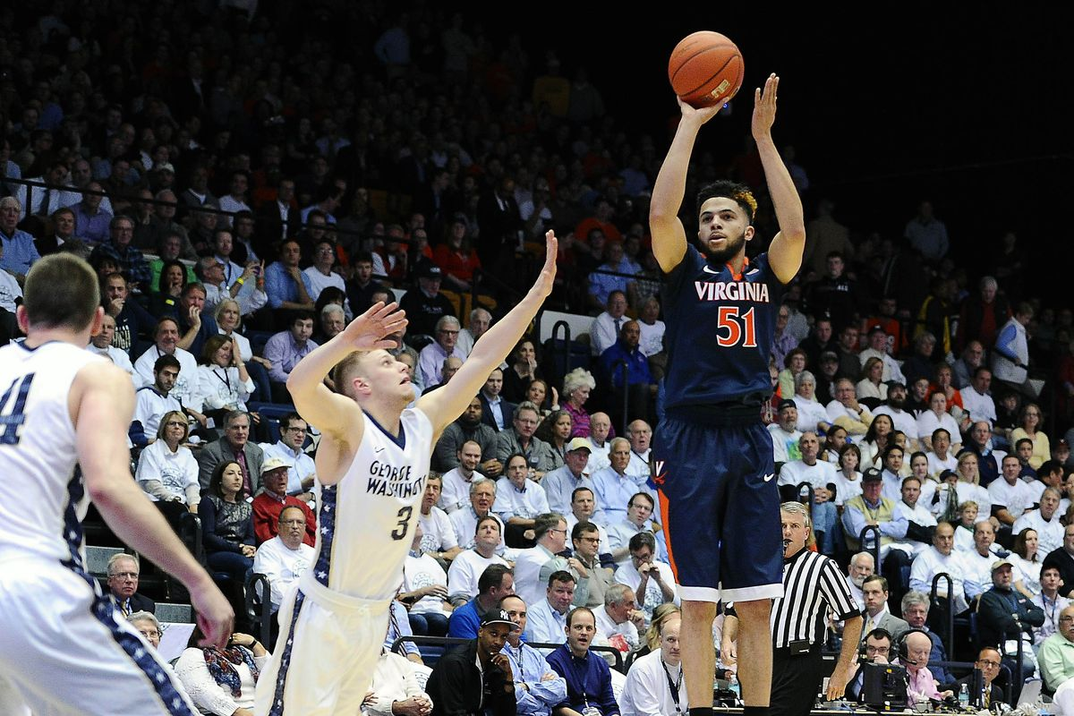what went wrong statistically in uva basketball's loss to gw
