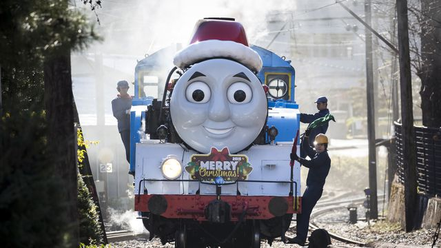 Thomas the Tank engine mod got Skyrim player in legal trouble