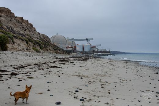 How a nuclear stalemate left radioactive waste stranded on a California beach