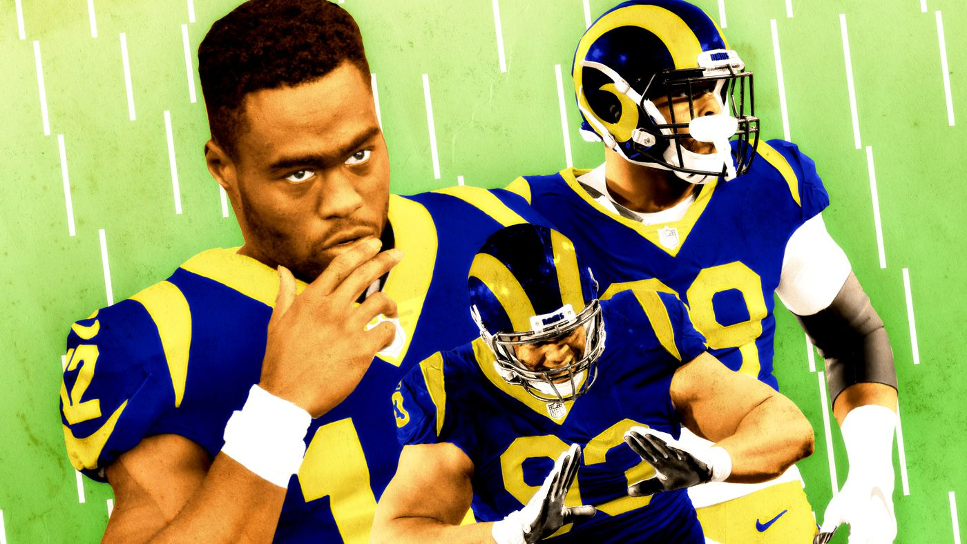 Brandin Cooks, Aaron Donald, and the Rams' Super Bowl–Worthy Moves