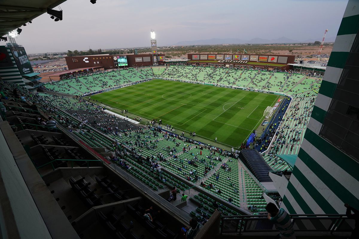 Santos Laguna v Cruz Azul - Final Torneo Guard1anes 2021 Liga MX