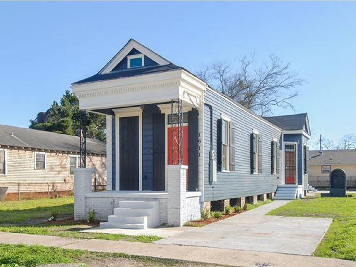 Shotgun homes for sale in new orleans mapped curbed new orleans - New orleans home decor stores property ...