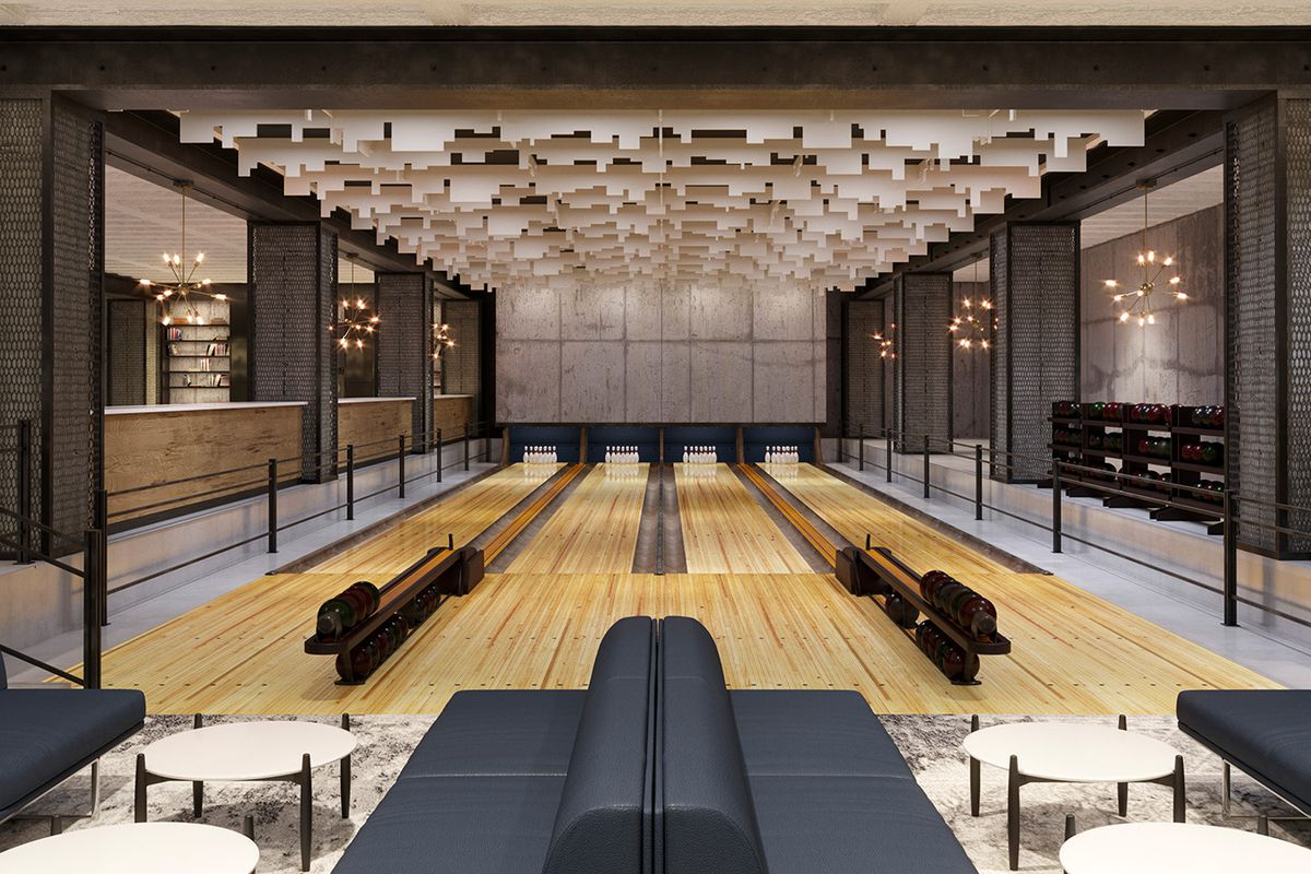 Loop Office Building To Get Tenant Bowling Alley