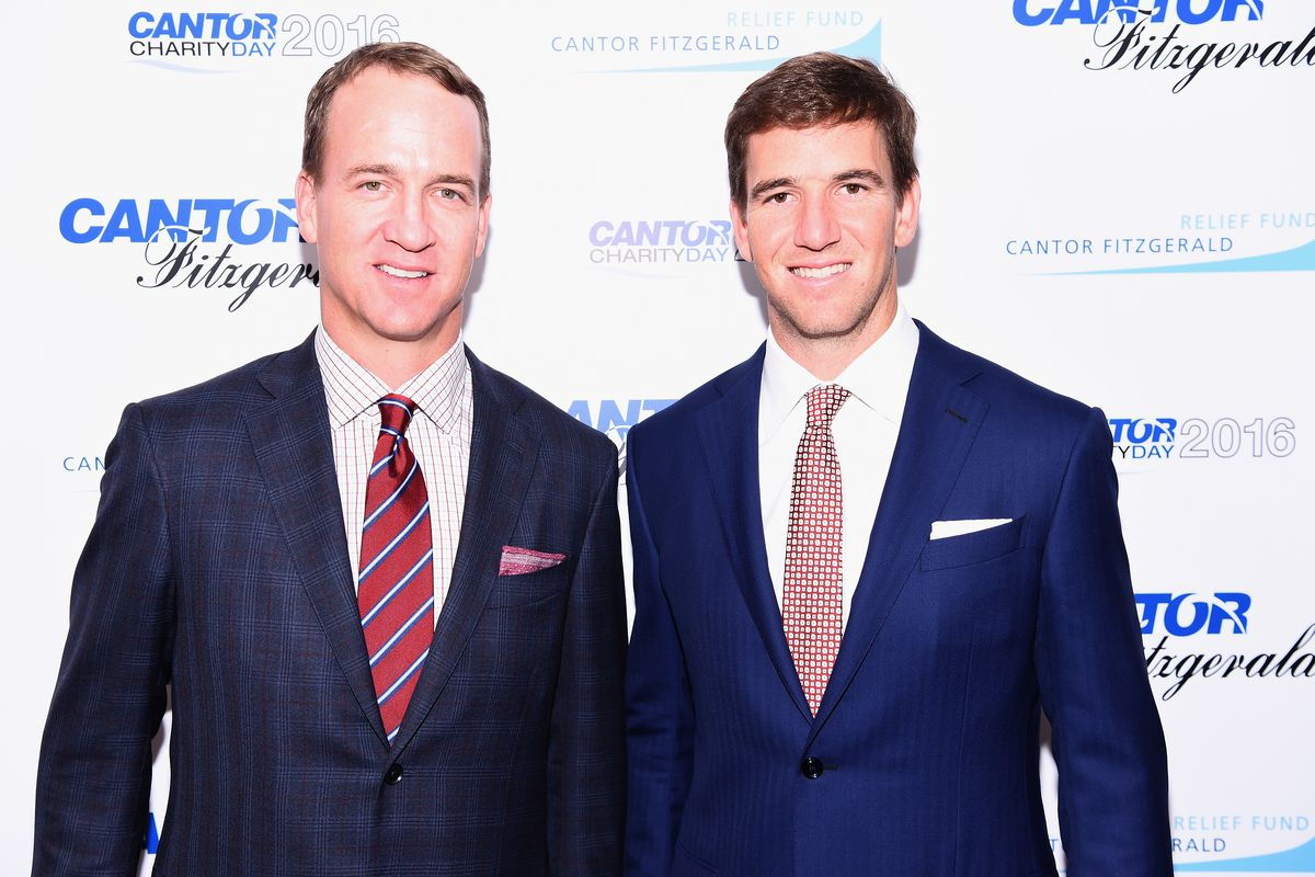 Annual Charity Day Hosted By Cantor Fitzgerald, BGC and GFI - Cantor Fitzgerald Office - Inside