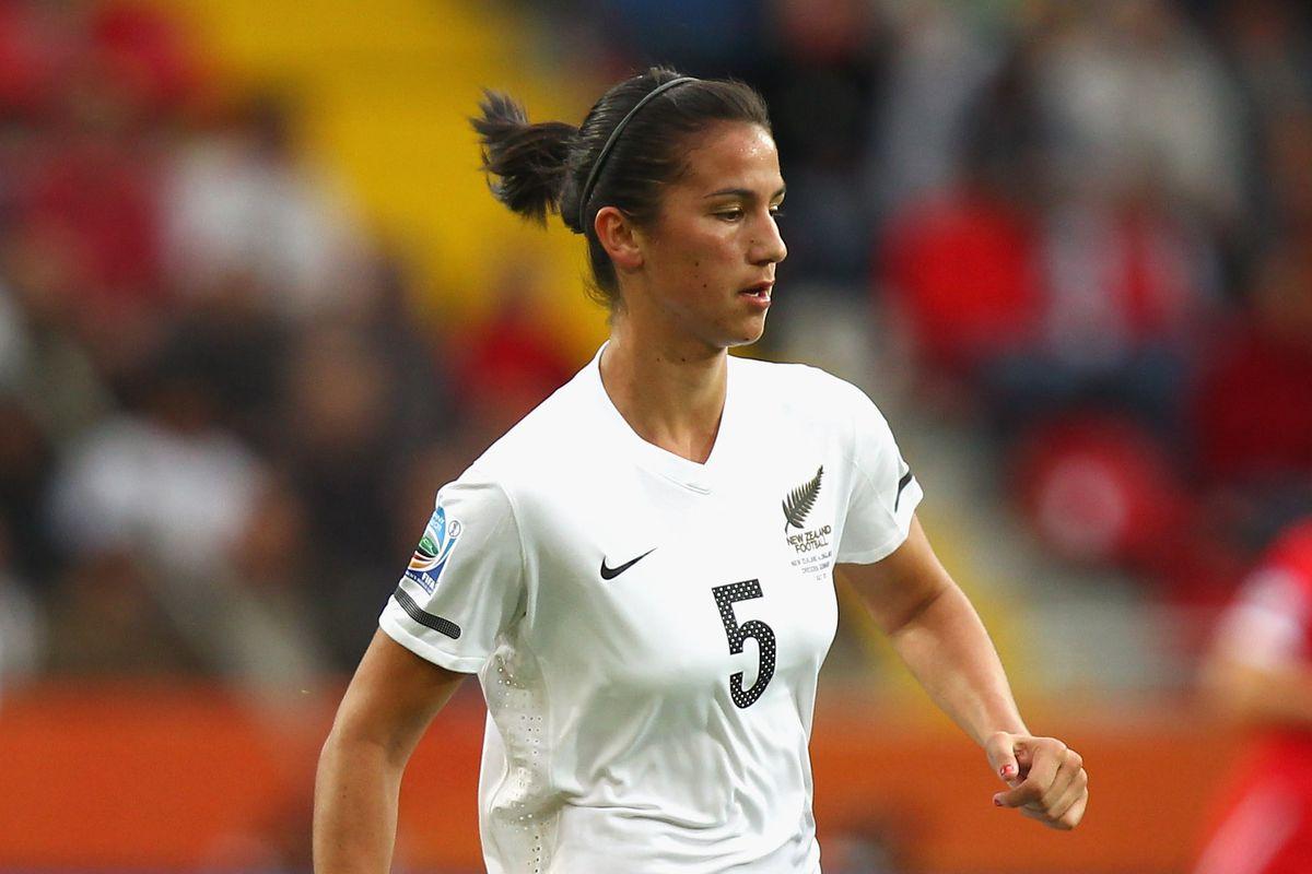 New Zealand v England: Group B - FIFA Women's World Cup 2011