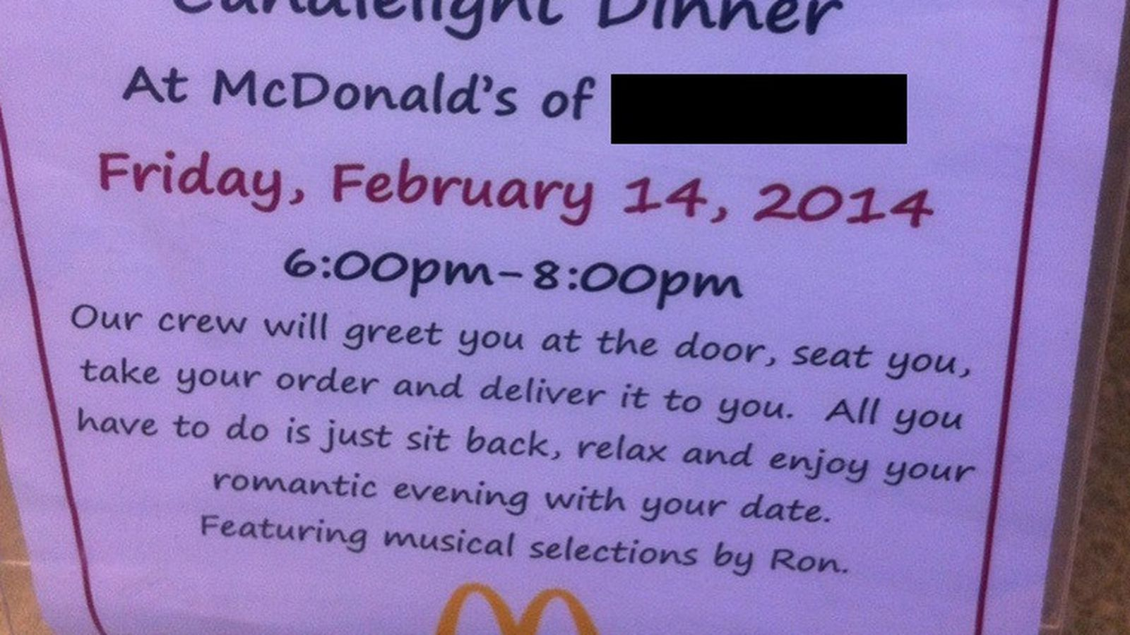 mcdonalds dating policy Every company needs to consider a policy on workplace dating without a clear policy, an office relationship can lead to charges of sexual harassment and legal consequences for the employer.