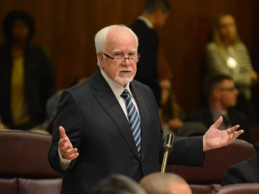 Former Ald. Pat O'Connor (40th), longtime chairman of the City Council's Education Committee. | Brian Jackson/Sun-Times