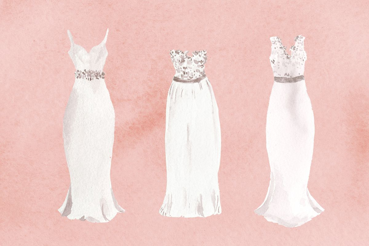The Wedding Is Over — What Do You Do About the Dress? - Racked
