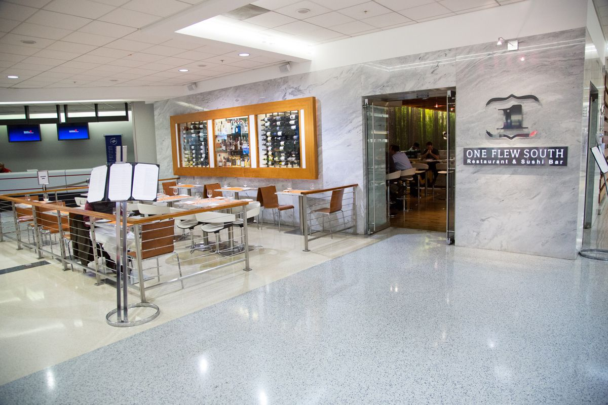 Where To Eat At Hartsfield Jackson Airport Eater Atlanta