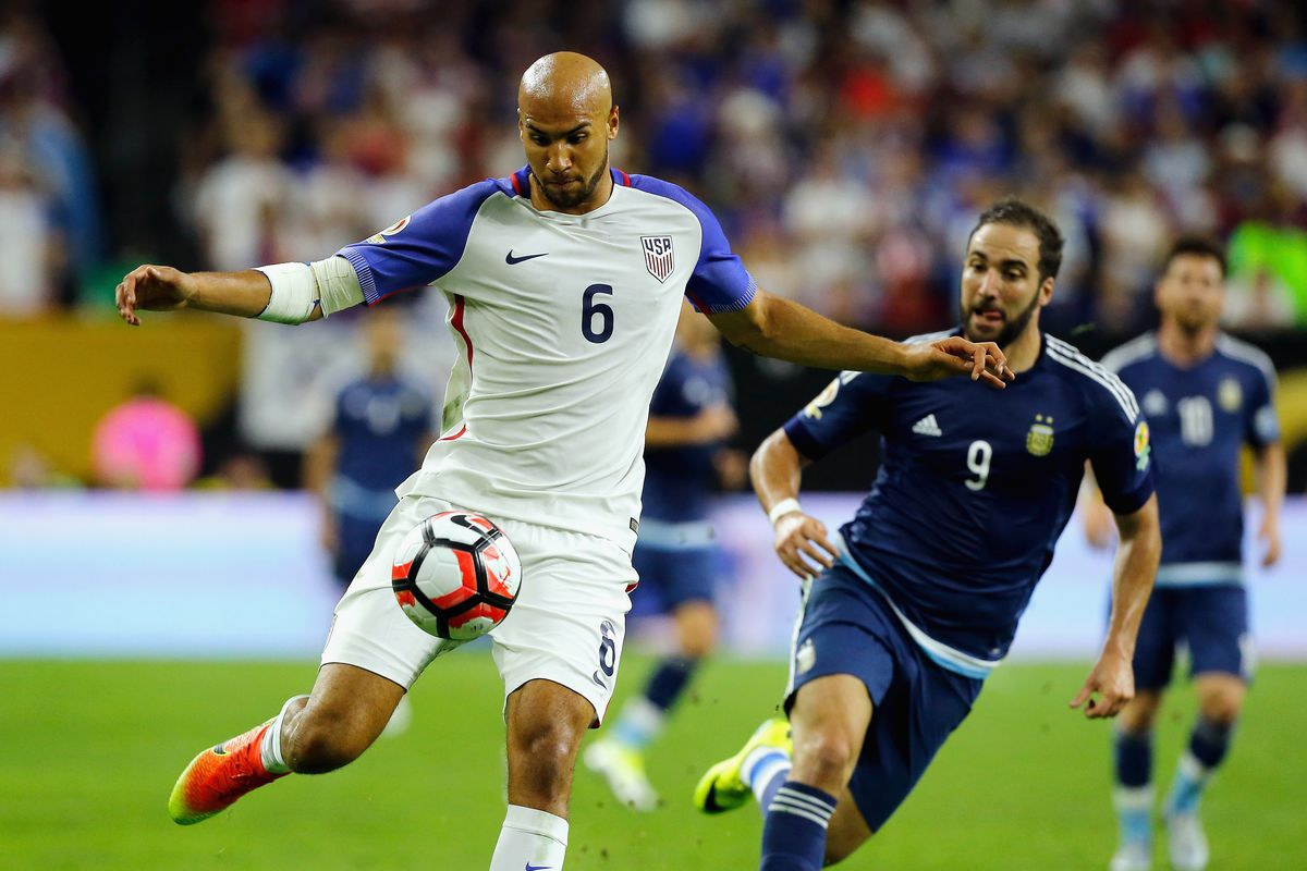 Wolfsburg complete signing of John Brooks for £14.8million