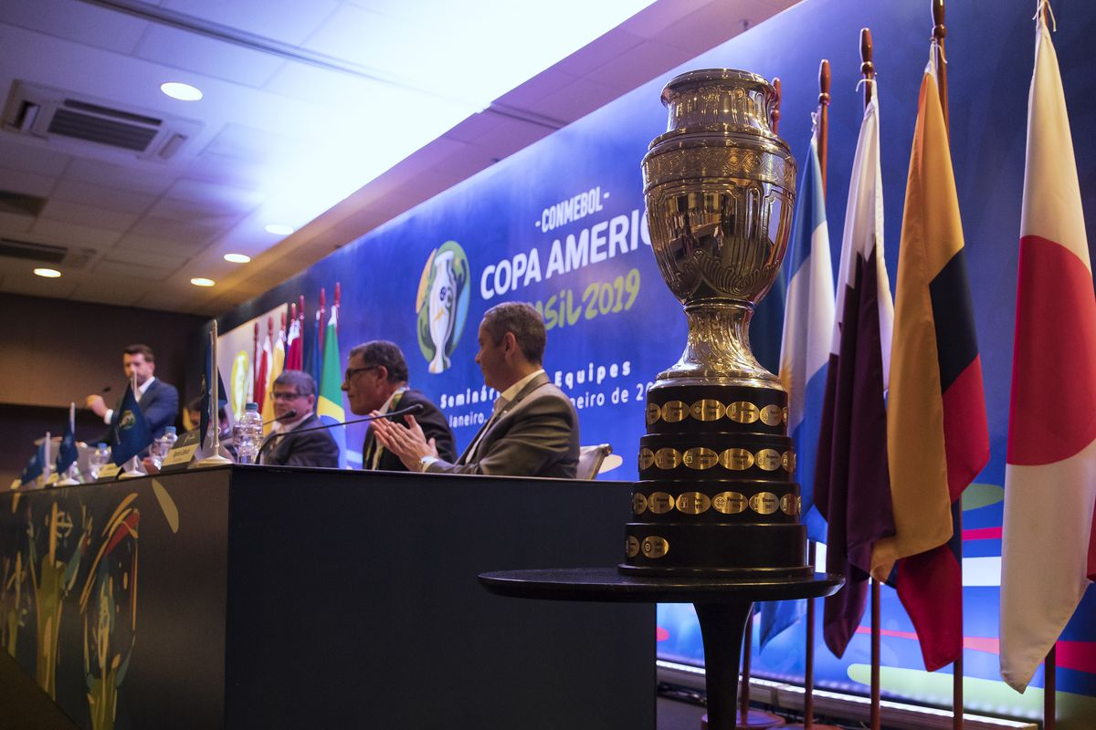 Copa America 2019: LOC and CONMEBOL Meet with Participating Nations