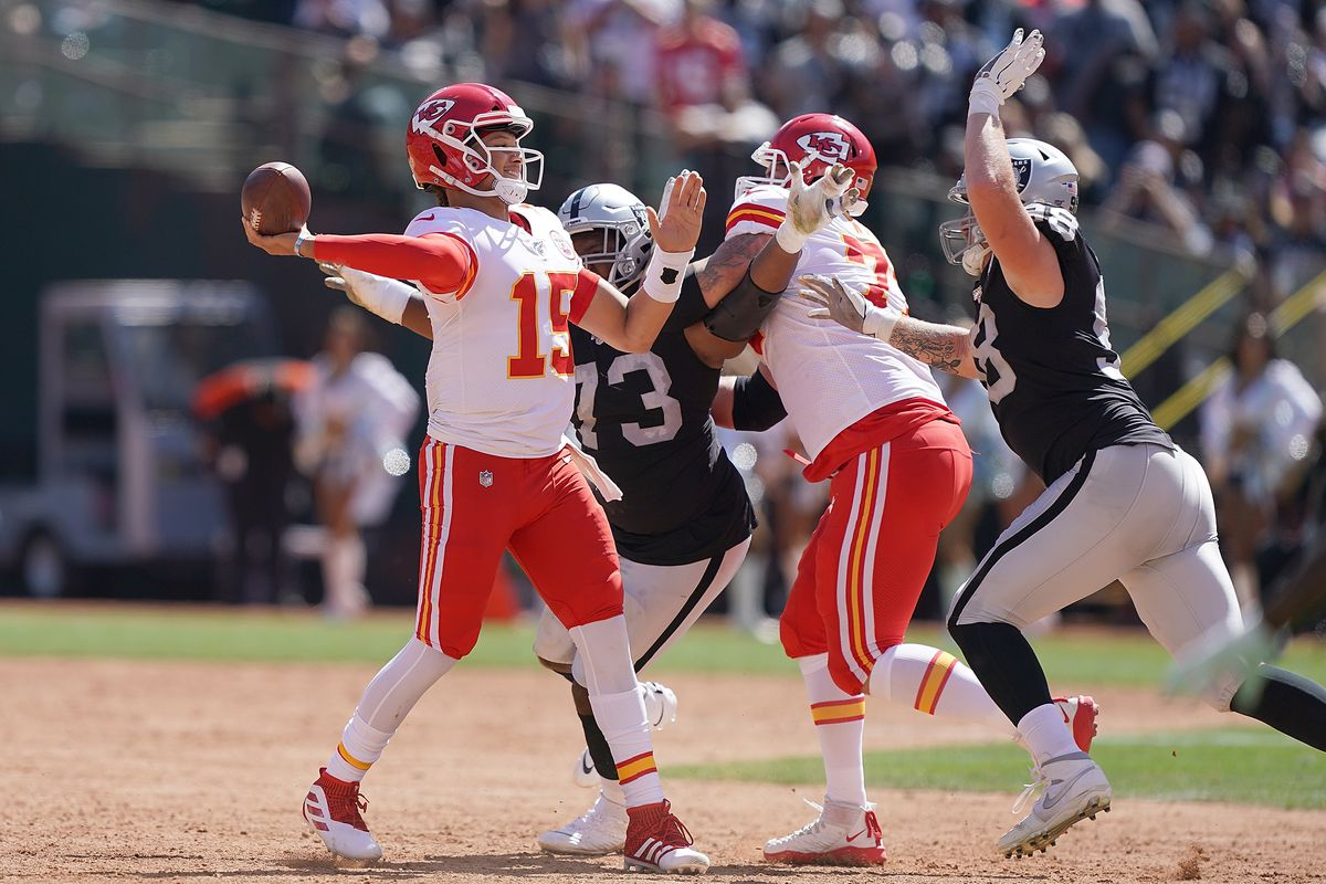Why Chiefs QB Patrick Mahomes' weapons are nearly impossible to stop