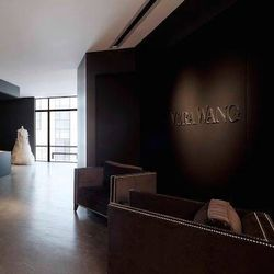 """Perhaps you've heard of a bridal designer named <a href=""""http://www.verawang.com/"""">Vera Wang</a>? The iconic purveyor of dreamy, floaty, not-exactly-budget-friendly gowns has a Gold Coast boutique [945 North Rush Street] where champagne and mini cupcake"""