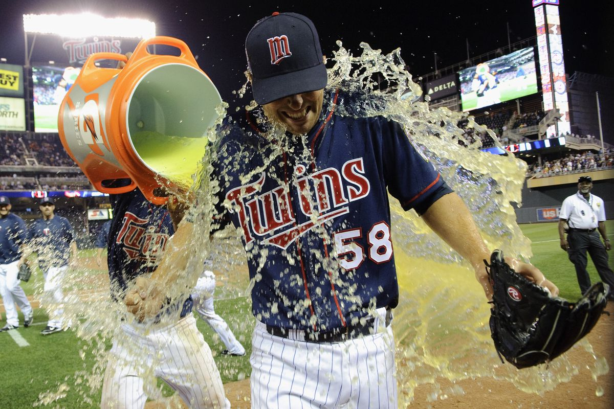 Scott Diamond has been one of many catalysts for the improved play of the Twins.