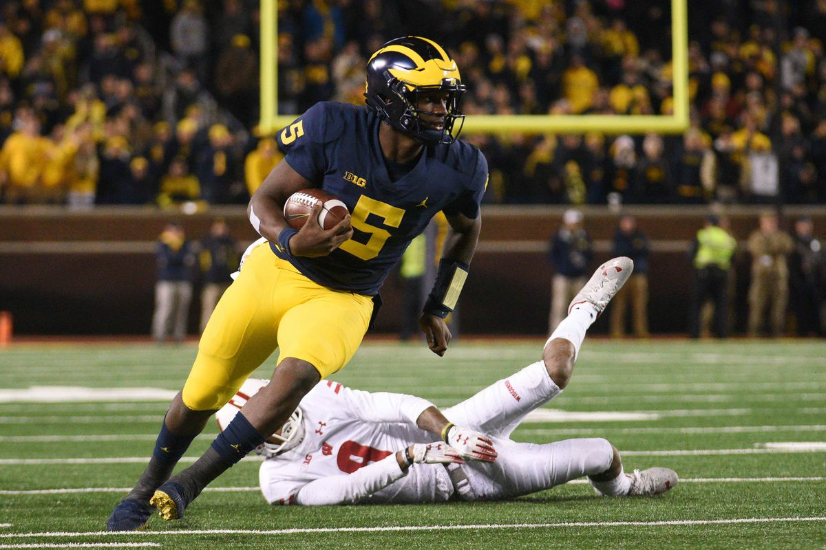 Michigan football's winter workout video will make you want to hit the gym