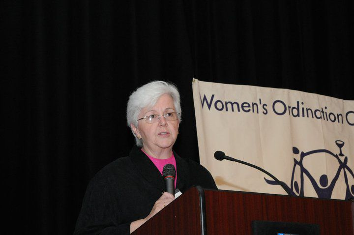 Marion Flynn Flynn served on the board and as treasurer of the Washington, D.C.-based Women's Ordinance Conference.