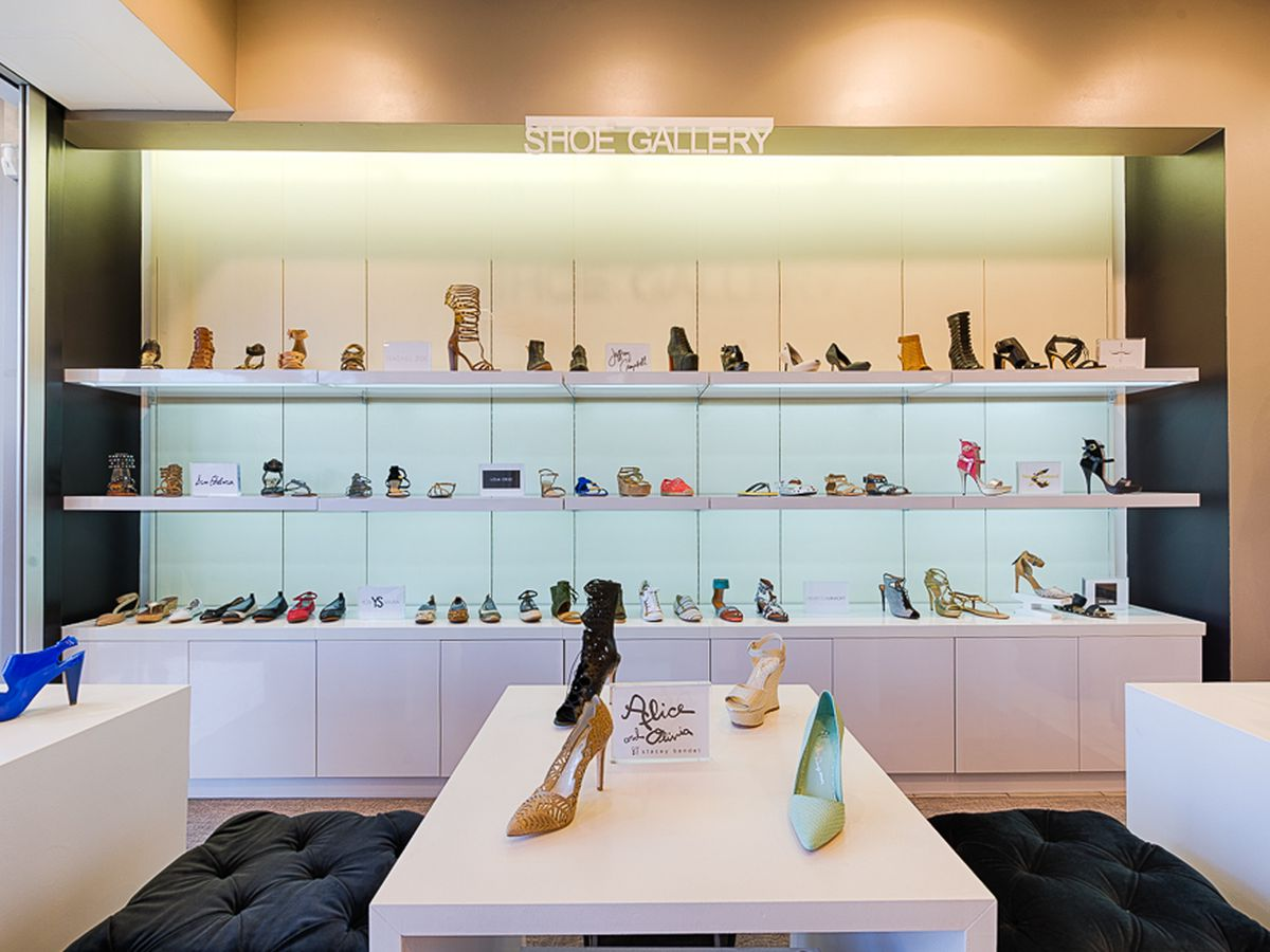 We Mapped 14 Of The Best Shoe Shopping Bets in Washington