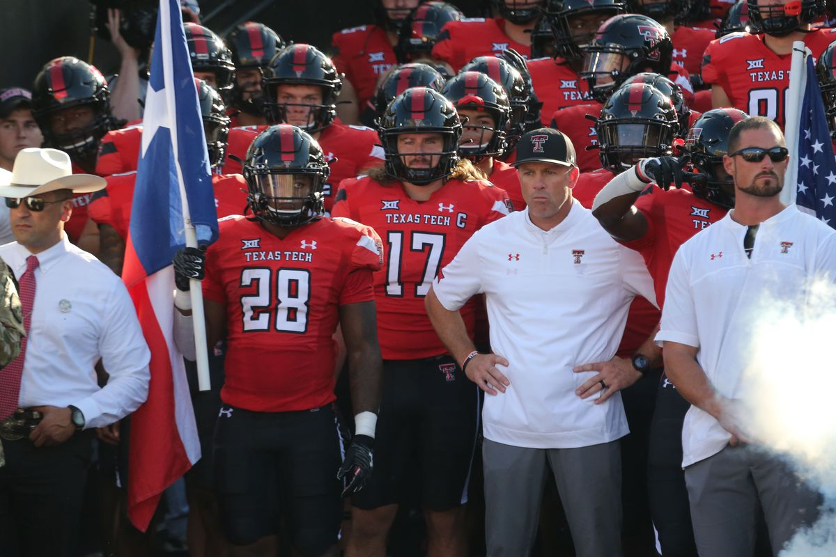 NCAA Football: Florida International at Texas Tech