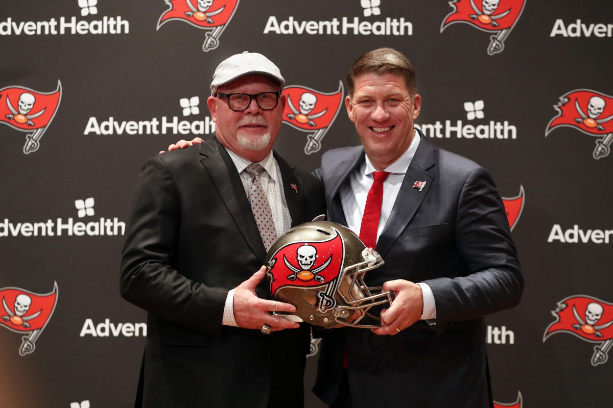 NFL: Tampa Bay Buccaneers-Bruce Arians Press Conference