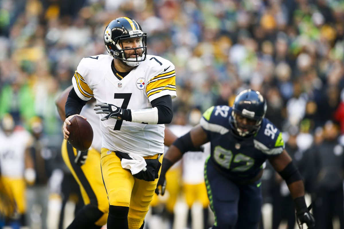 Ben Roethlisberger Suffered Concussion During Seahawks Game Sbnation Com