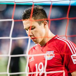 In the opening weeks of the 2017 season, Muyl has been in and out of the RBNY starting lineup