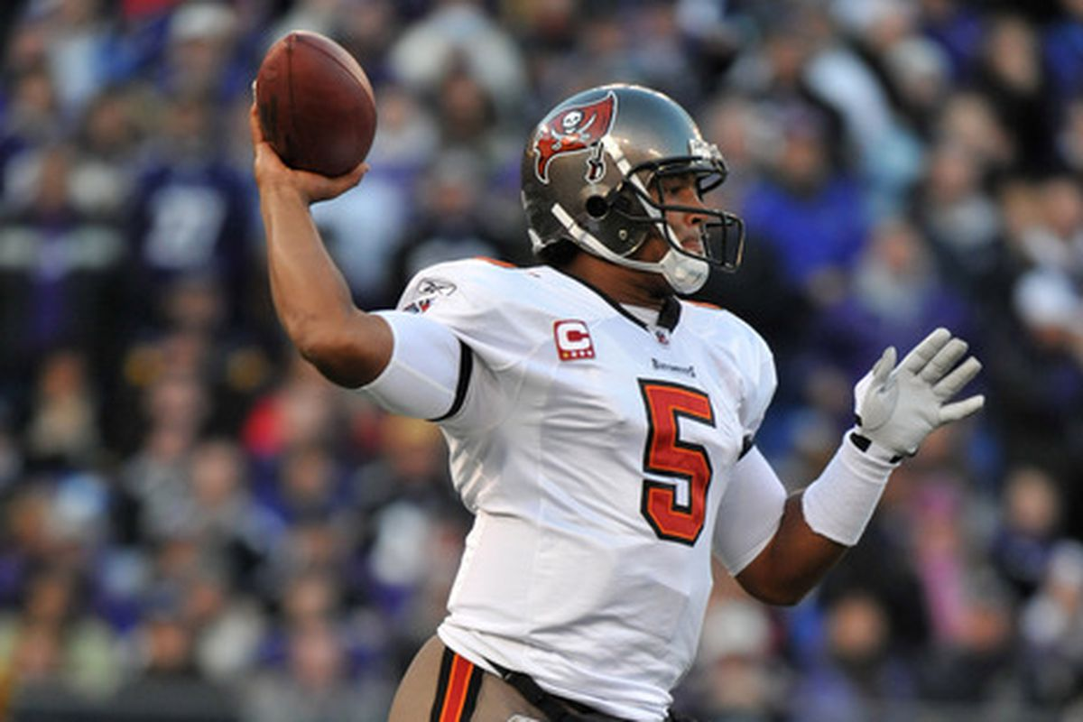 Bucs QB Josh Freeman is entering a contract year and needs to get off to a good start in 2013.