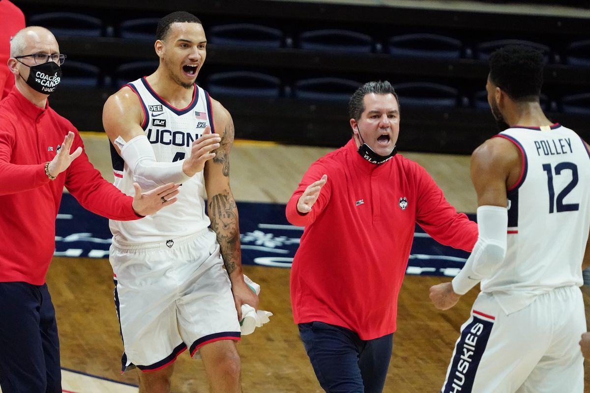 NCAA Basketball: Butler at Connecticut
