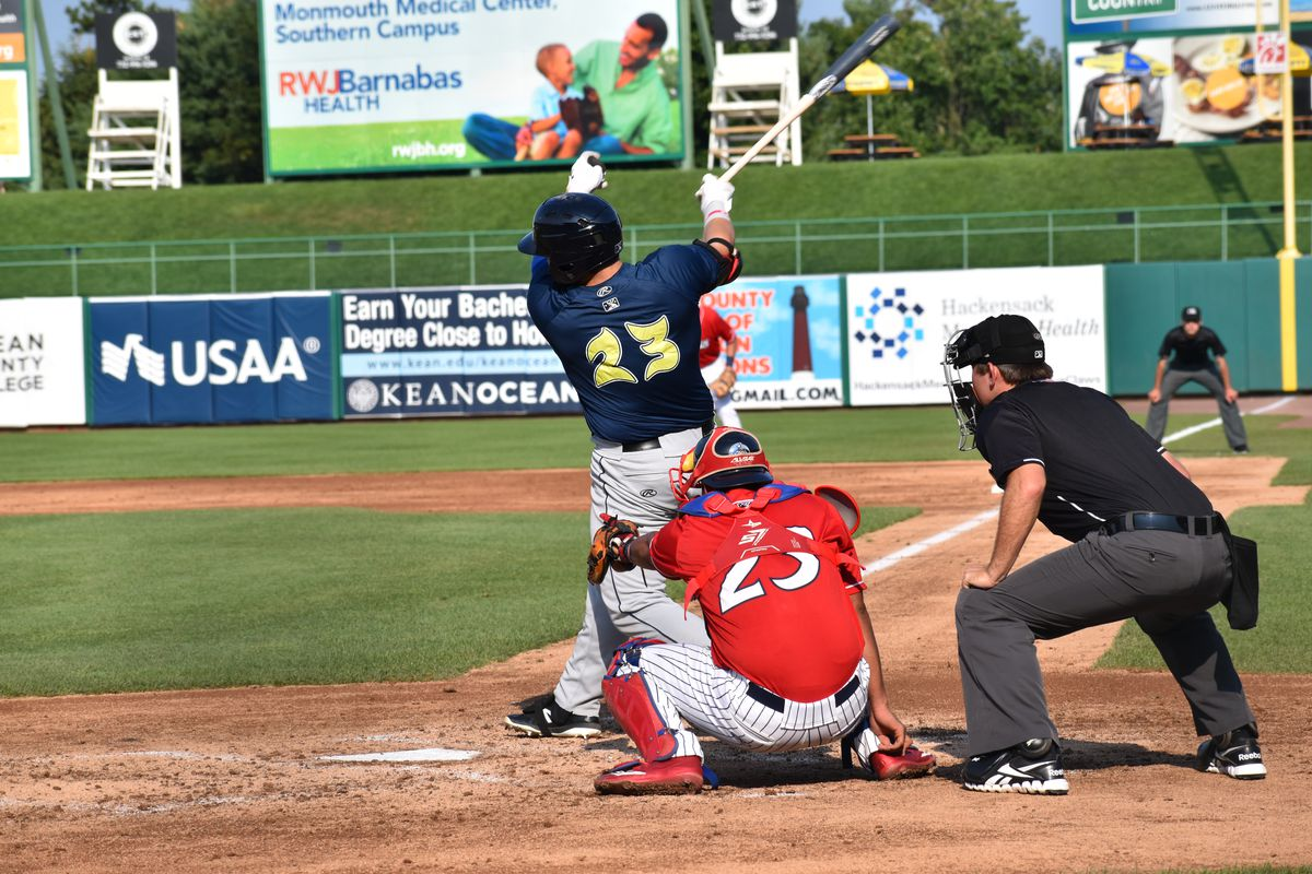 e174daaf491 The 10 best Mets minor league hitters I saw this year: 9, Zach Rheams