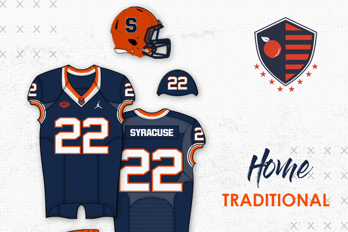 d52169e8bdcf This Syracuse Jordan Brand uniform concept is what we all want ...
