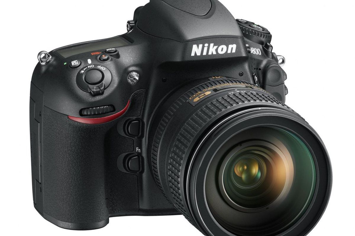 Nikon D800 full-frame DSLR official: 36.3 megapixels, video-friendly ...