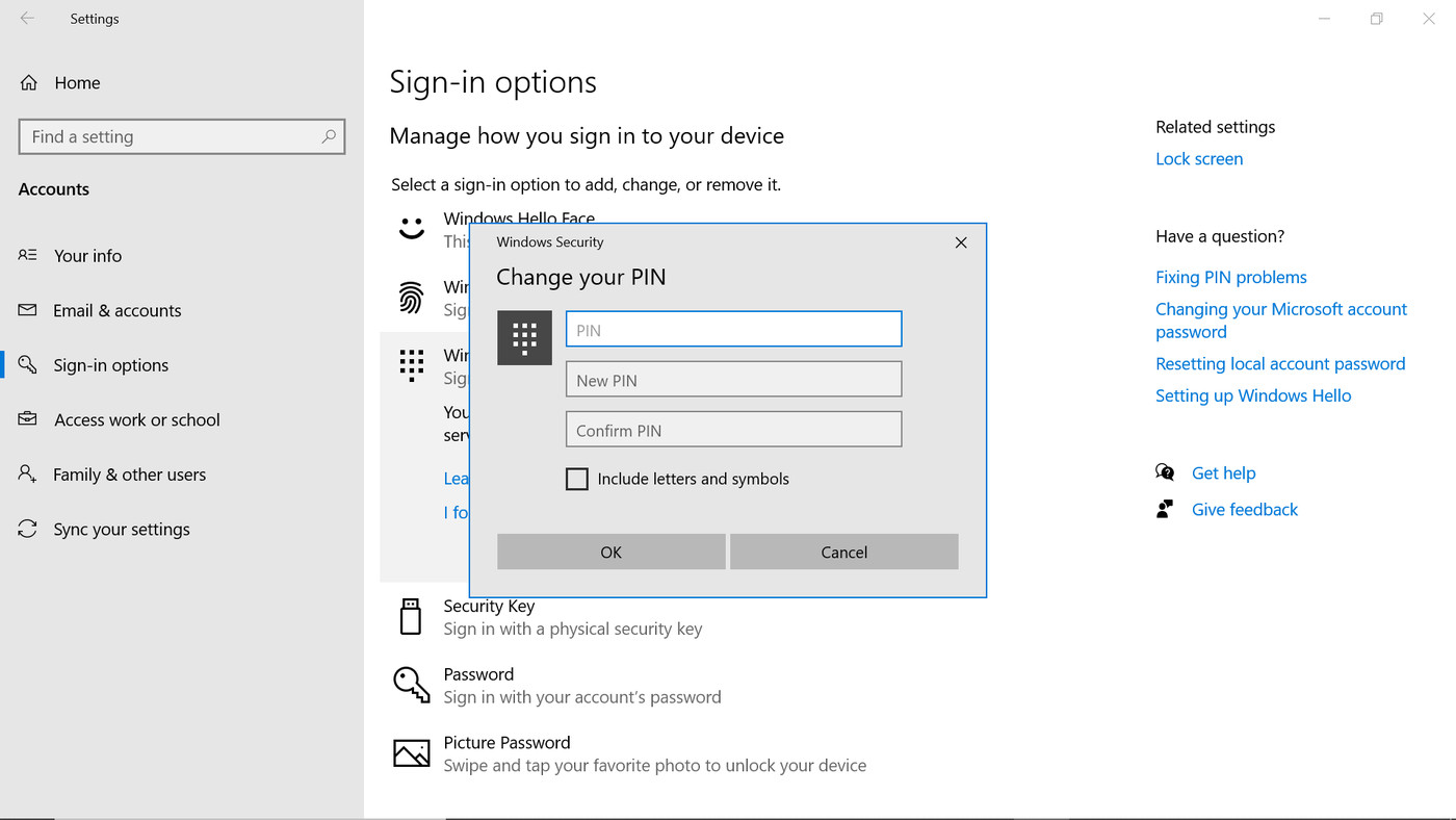 How to find my microsoft username and password