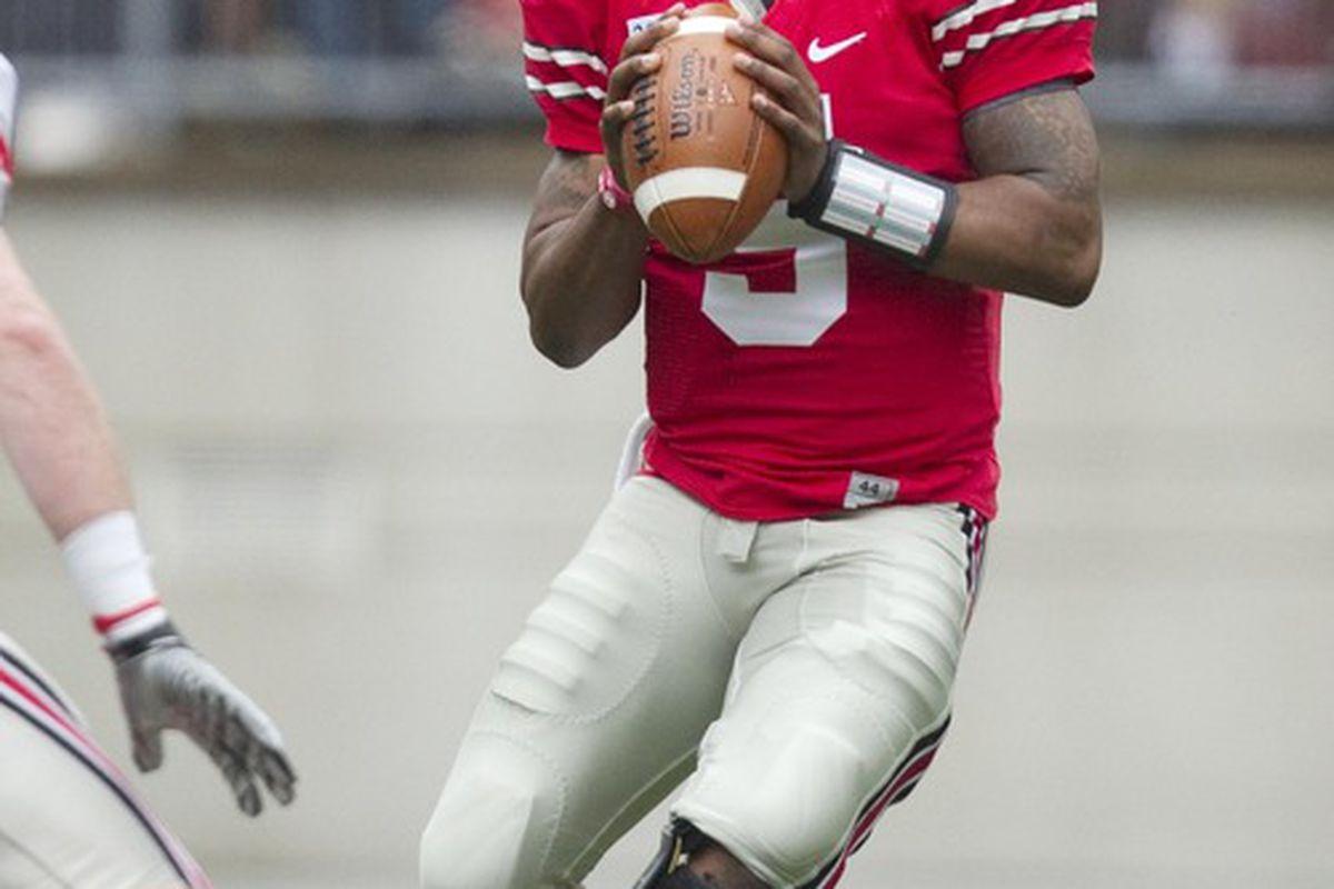 Ohio State's Aroldis Chapman.